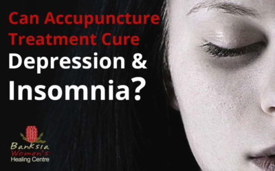 Can Acupuncture Treatment Cure Depression & Insomnia?