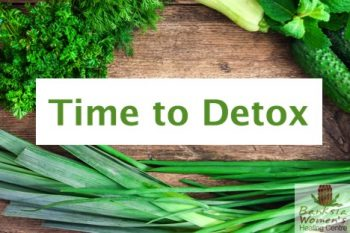 It's Autumn – time to Detox