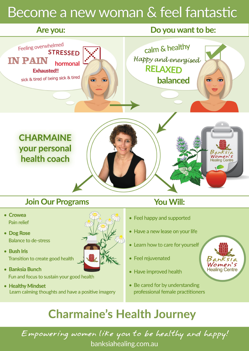 Become a new woman and feel fantastic