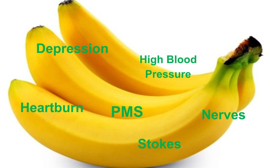 Bananas and their surprising health benefits