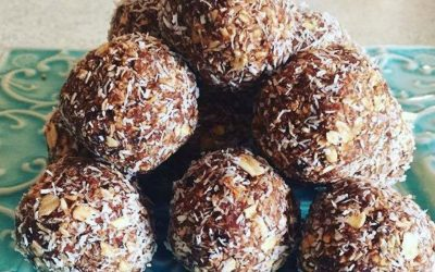 Chocolate Goodie Balls