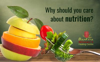 Why should you care about Nutrition, to give you back your Life